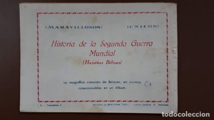 Tebeos: Hazañas Bélicas - Vol.3 - Toray - 1950 - Foto 6 - 196202511