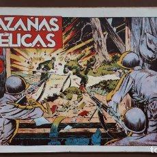 Tebeos: HAZAÑAS BÉLICAS - VOL.3 - TORAY - 1950. Lote 196202511