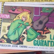Tebeos: AZUCENA LA GUITARRA. Lote 196348827