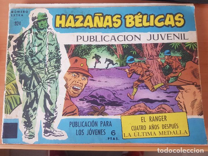 HAZAÑAS BELICAS NUMERO EXTRA 324 (Tebeos y Comics - Toray - Hazañas Bélicas)