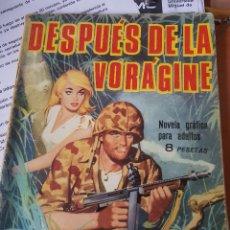 Tebeos: HAZAÑAS BELICAS DESPUES DE LA VORAGINE. Lote 196352182