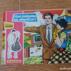 Tebeos: COLECCION SUSANA Nº 4 EDITORIAL TORAY. Lote 196356596