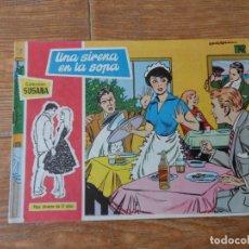 Tebeos: COLECCION SUSANA Nº 11 EDITORIAL TORAY. Lote 196356713