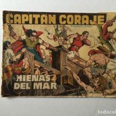 Tebeos: COMIC CAPITAN CORAJE Nº 5 ANTIGUO EDICIONES TORAY , VER FOTOS. Lote 196627636
