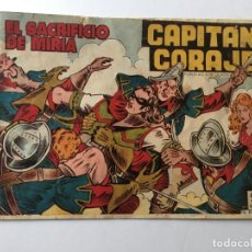 Tebeos: COMIC CAPITAN CORAJE Nº 28 ANTIGUO EDITORIAL TORAY VER FOTOS. Lote 196628991