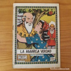 Tebeos: CUENTOS DE LA ABUELITA 141 LA AMARGA VERDAD. EDICIONES TORAY. Lote 196838141