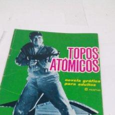 Tebeos: COMIC TOPOS ATOMICOS 1965. Lote 209177626