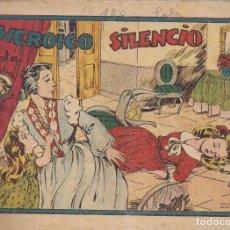 Tebeos: AZUCENA Nº 120. HEROICO SILENCIO. CONTIENE DORITA Y TOMASIN 29/30 . Lote 196959761