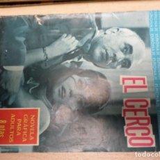 Tebeos: COLECCIÓN ESPIONAJE - TORAY - Nº 27 - EL CERCO. Lote 197317715