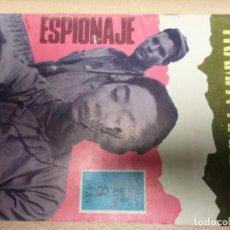 Tebeos: COLECCIÓN ESPIONAJE - TORAY - Nº 38 - TRAMPA AMARILLA. Lote 197317742