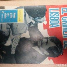 Tebeos: COLECCIÓN ESPIONAJE - TORAY - Nº 10 - EL CRIMEN DE LISBOA. Lote 197317753