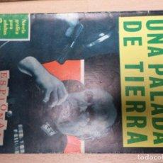 Tebeos: COLECCIÓN ESPIONAJE - TORAY - Nº 20 - UNA PALADA DE TIERRA. Lote 197317762