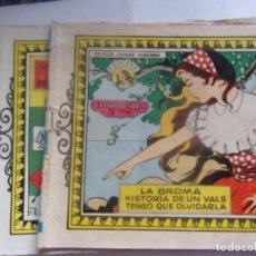 Tebeos: LOTE 5 EXTRAORDINARIOS AZUCENA 51-57-122-85-60. Lote 197495860
