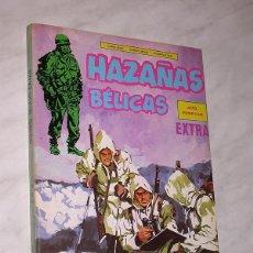 Tebeos: HAZAÑAS BÉLICAS EXTRA TOMO 3. G4 EDICIONES 1987 LONGARÓN, SOTILLOS, FARRÉS, BOIX, SIMMONS, GIRALT. Lote 197742456