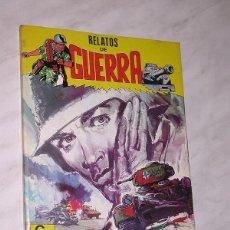 Tebeos: RELATOS DE GUERRA TOMO 2 G4 EDICIONES 1987 CARRADOS, FARRÉS, GARCÍA, LAGRESA, BERTRÁN, FLORES LÁZARO. Lote 197743150