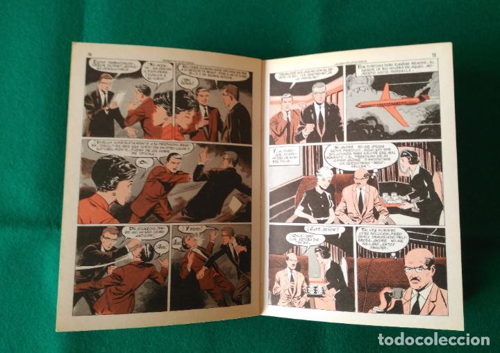 Tebeos: BRIGADA SECRETA - Nº 1 - CRIMEN EN LA EDITORIAL - LA CENA DE LOS MUERTOS - TORAY - AÑO 1982 - Foto 4 - 198038163