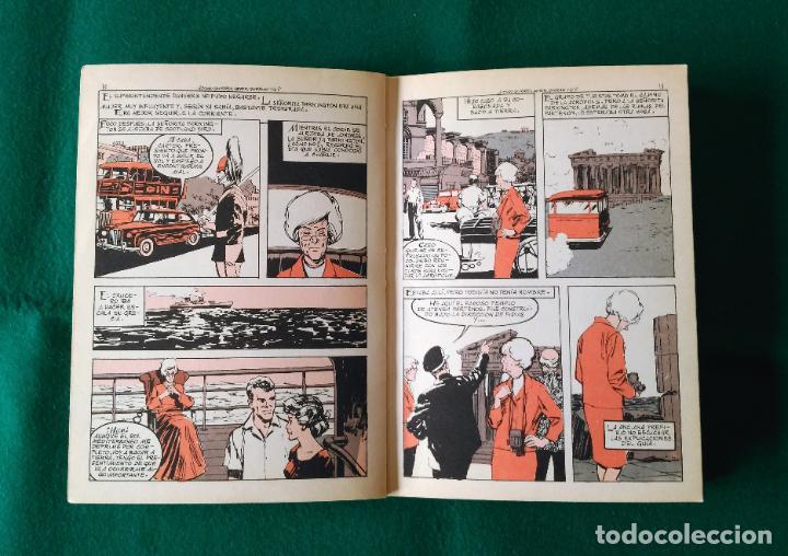 Tebeos: BRIGADA SECRETA - Nº 8 - ¿CÓMO QUIERES MORIR QUERIDA TÍA? - SOBRABA UN MUERTO - TORAY - 1982 - Foto 5 - 198038527