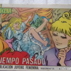 Tebeos: REVISTA JUVENIL FEMENINA AZUCENA NUM 1139 - TIEMPO PASADO. Lote 198070867