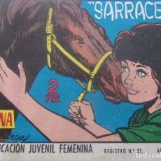 Tebeos: REVISTA JUVENIL FEMENINA AZUCENA NUM 1171- SARRACENA. Lote 198165492