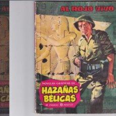 Tebeos: HAZAÑAS BELICAS Nº29. Lote 198471650