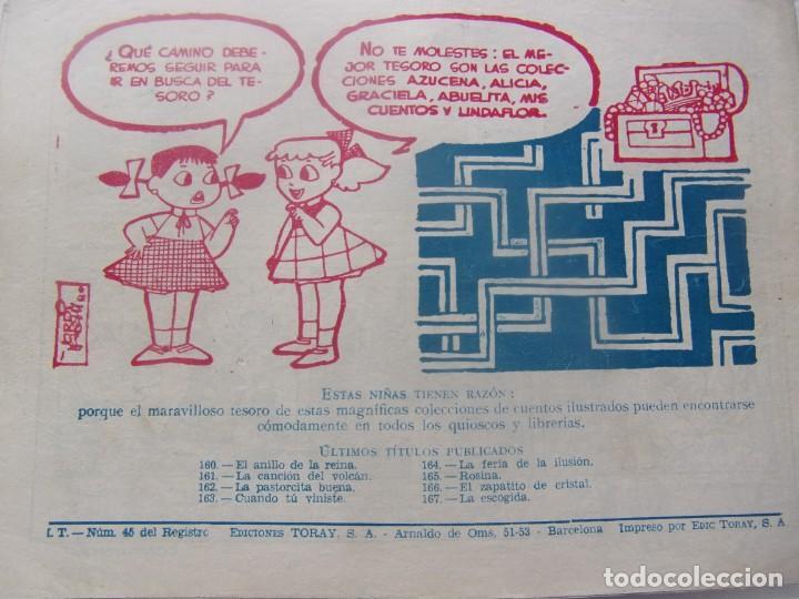 Tebeos: GRACIELA Núm 167- LA ESCOGIDA - Foto 2 - 198578002