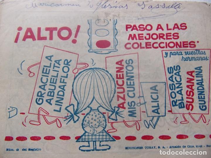 Tebeos: GRACIELA Núm 174- EL CABALLO ENCANTADO - Foto 2 - 198578310