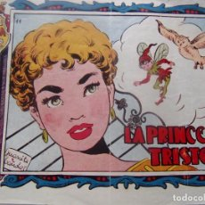 Tebeos: ALICIA NÚM. 11 - LA PRINCESA TRISTE. Lote 198578697