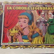 Tebeos: ALICIA NÚM. 133- LA CORONA LEGENDARIA. Lote 198579213