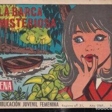 Tebeos: AZUCENA Nº 1040. LA BARCA MISTERIOSA. Lote 198629858