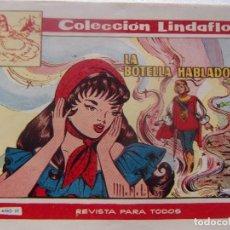 Tebeos: COLECCION LINDAFLOR NÚM. 147 - LA HIJA DEL PLATERO. Lote 198662236