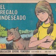 Tebeos: AZUCENA Nº 1129. EL REGALO INDESEADO. Lote 198717168