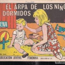 Tebeos: AZUCENA Nº 1130. EL ARPA DE LOS NIÑOS DORMIDOS. Lote 198717346
