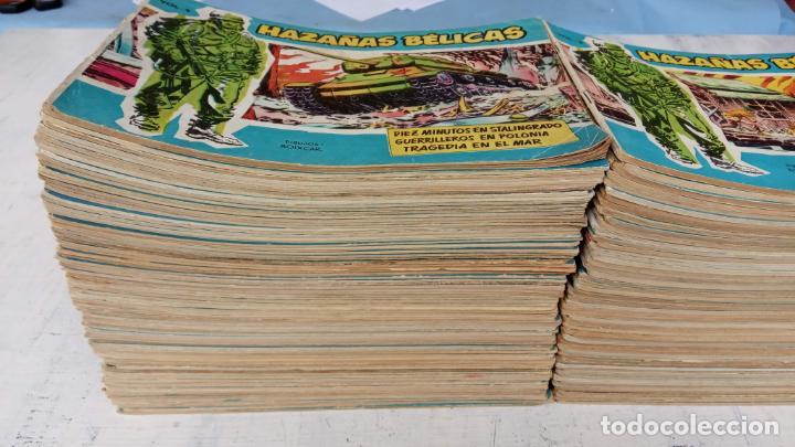 Tebeos: HAZAÑAS BÉLICAS AZUL - 135 TEBEOS EN BUEN-MUY BUEN ESTADO, VER TODAS LAS PORTADAS - Foto 6 - 198812892