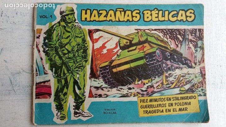 Tebeos: HAZAÑAS BÉLICAS AZUL - 135 TEBEOS EN BUEN-MUY BUEN ESTADO, VER TODAS LAS PORTADAS - Foto 10 - 198812892