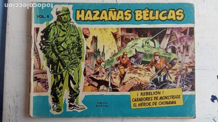 Tebeos: HAZAÑAS BÉLICAS AZUL - 135 TEBEOS EN BUEN-MUY BUEN ESTADO, VER TODAS LAS PORTADAS - Foto 13 - 198812892