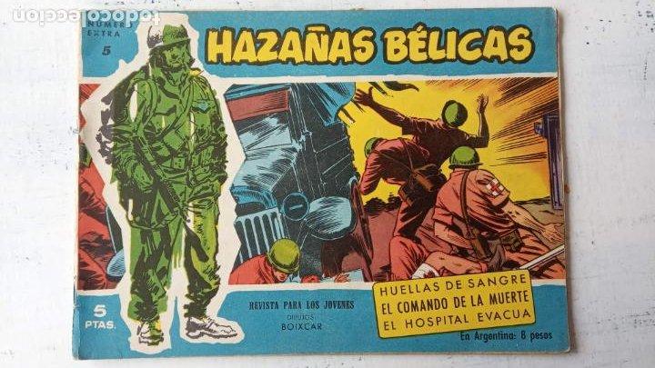 Tebeos: HAZAÑAS BÉLICAS AZUL - 135 TEBEOS EN BUEN-MUY BUEN ESTADO, VER TODAS LAS PORTADAS - Foto 14 - 198812892