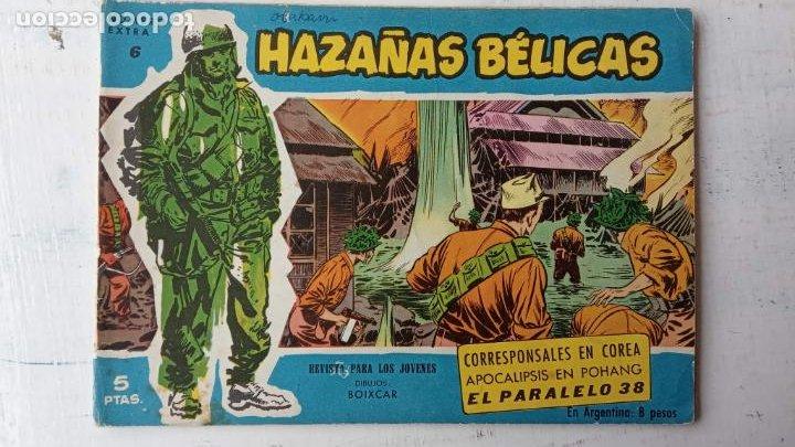 Tebeos: HAZAÑAS BÉLICAS AZUL - 135 TEBEOS EN BUEN-MUY BUEN ESTADO, VER TODAS LAS PORTADAS - Foto 15 - 198812892