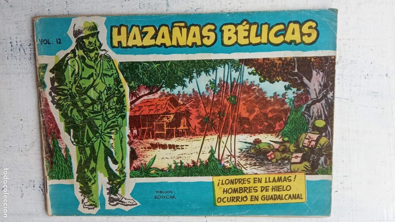 Tebeos: HAZAÑAS BÉLICAS AZUL - 135 TEBEOS EN BUEN-MUY BUEN ESTADO, VER TODAS LAS PORTADAS - Foto 17 - 198812892