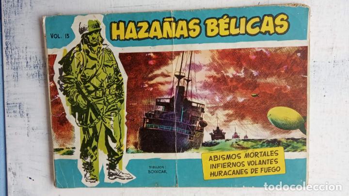 Tebeos: HAZAÑAS BÉLICAS AZUL - 135 TEBEOS EN BUEN-MUY BUEN ESTADO, VER TODAS LAS PORTADAS - Foto 18 - 198812892