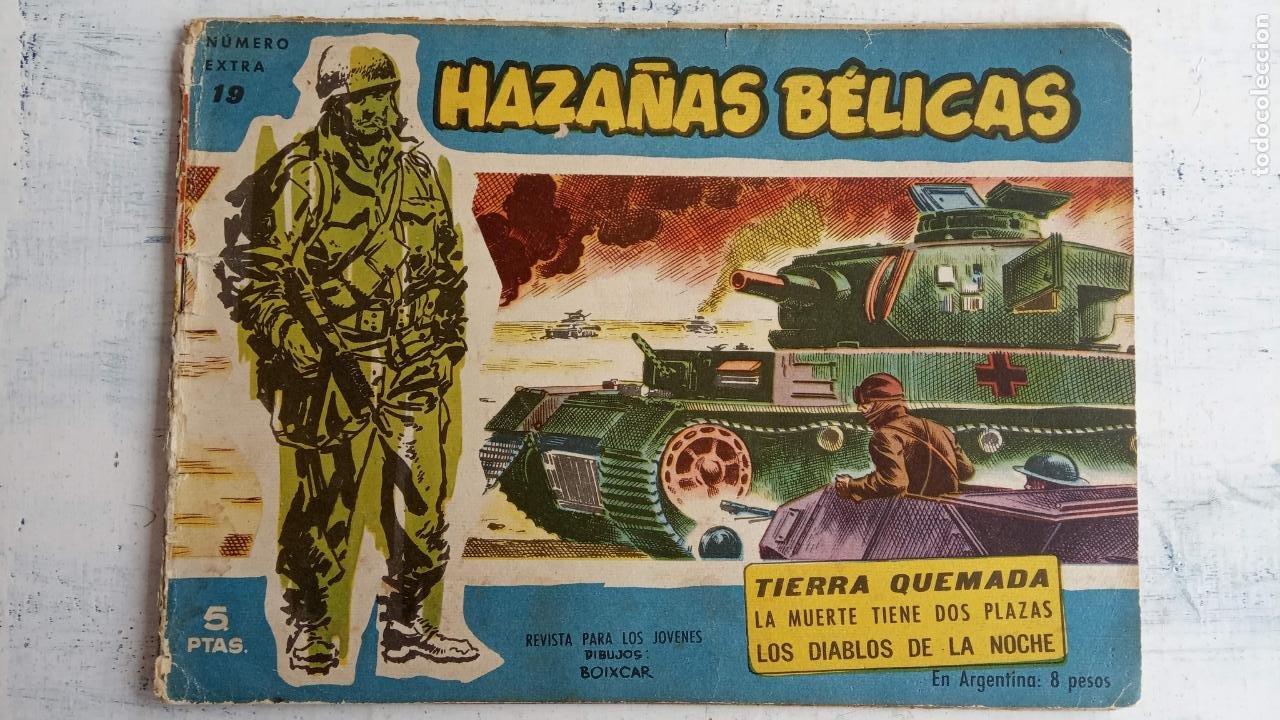 Tebeos: HAZAÑAS BÉLICAS AZUL - 135 TEBEOS EN BUEN-MUY BUEN ESTADO, VER TODAS LAS PORTADAS - Foto 20 - 198812892