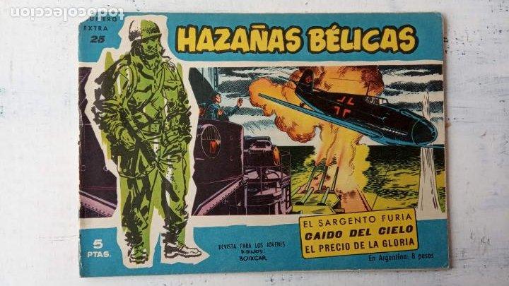 Tebeos: HAZAÑAS BÉLICAS AZUL - 135 TEBEOS EN BUEN-MUY BUEN ESTADO, VER TODAS LAS PORTADAS - Foto 24 - 198812892