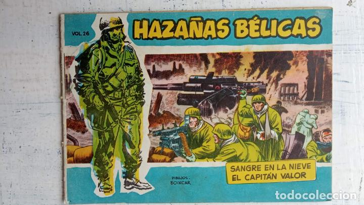 Tebeos: HAZAÑAS BÉLICAS AZUL - 135 TEBEOS EN BUEN-MUY BUEN ESTADO, VER TODAS LAS PORTADAS - Foto 25 - 198812892