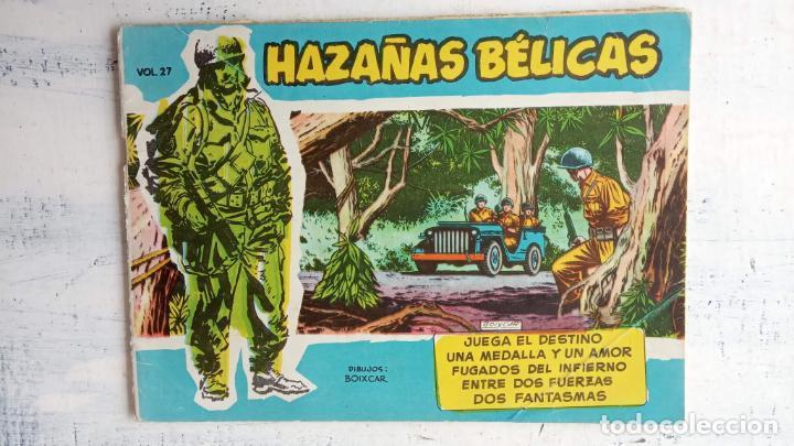 Tebeos: HAZAÑAS BÉLICAS AZUL - 135 TEBEOS EN BUEN-MUY BUEN ESTADO, VER TODAS LAS PORTADAS - Foto 26 - 198812892