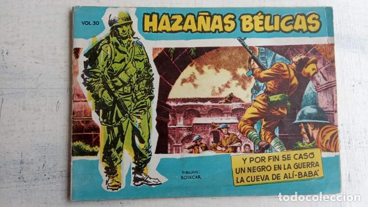 Tebeos: HAZAÑAS BÉLICAS AZUL - 135 TEBEOS EN BUEN-MUY BUEN ESTADO, VER TODAS LAS PORTADAS - Foto 29 - 198812892