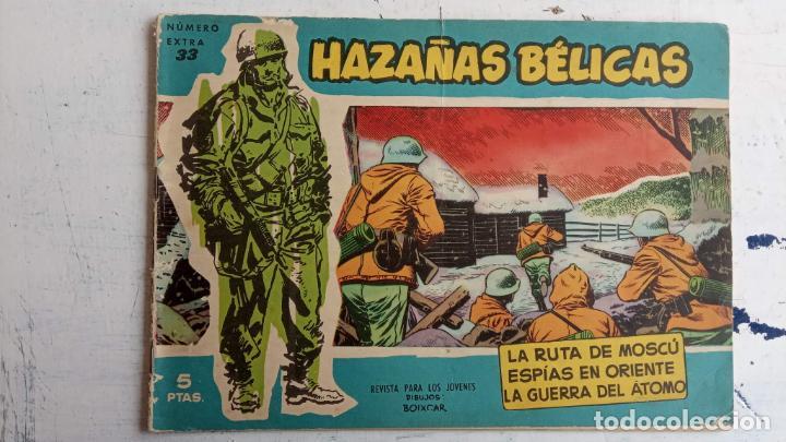 Tebeos: HAZAÑAS BÉLICAS AZUL - 135 TEBEOS EN BUEN-MUY BUEN ESTADO, VER TODAS LAS PORTADAS - Foto 31 - 198812892