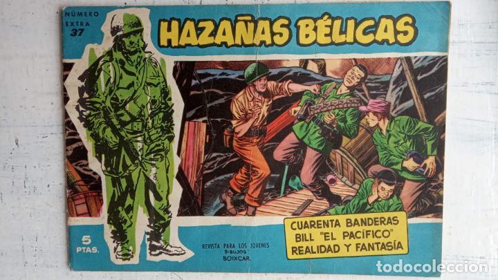 Tebeos: HAZAÑAS BÉLICAS AZUL - 135 TEBEOS EN BUEN-MUY BUEN ESTADO, VER TODAS LAS PORTADAS - Foto 34 - 198812892