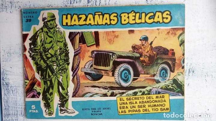 Tebeos: HAZAÑAS BÉLICAS AZUL - 135 TEBEOS EN BUEN-MUY BUEN ESTADO, VER TODAS LAS PORTADAS - Foto 35 - 198812892