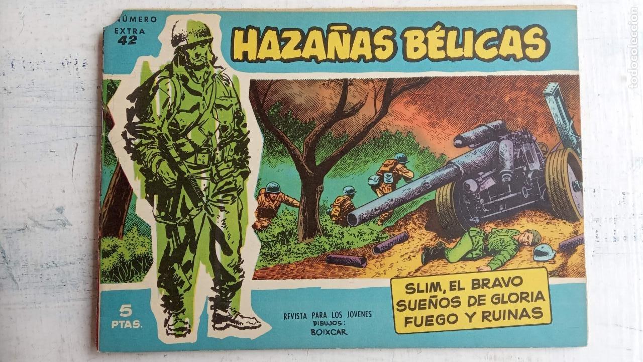 Tebeos: HAZAÑAS BÉLICAS AZUL - 135 TEBEOS EN BUEN-MUY BUEN ESTADO, VER TODAS LAS PORTADAS - Foto 38 - 198812892
