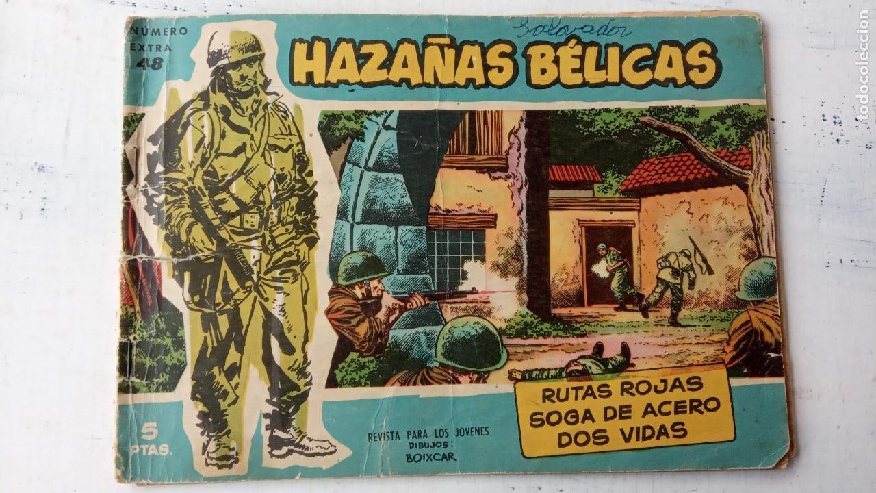 Tebeos: HAZAÑAS BÉLICAS AZUL - 135 TEBEOS EN BUEN-MUY BUEN ESTADO, VER TODAS LAS PORTADAS - Foto 42 - 198812892