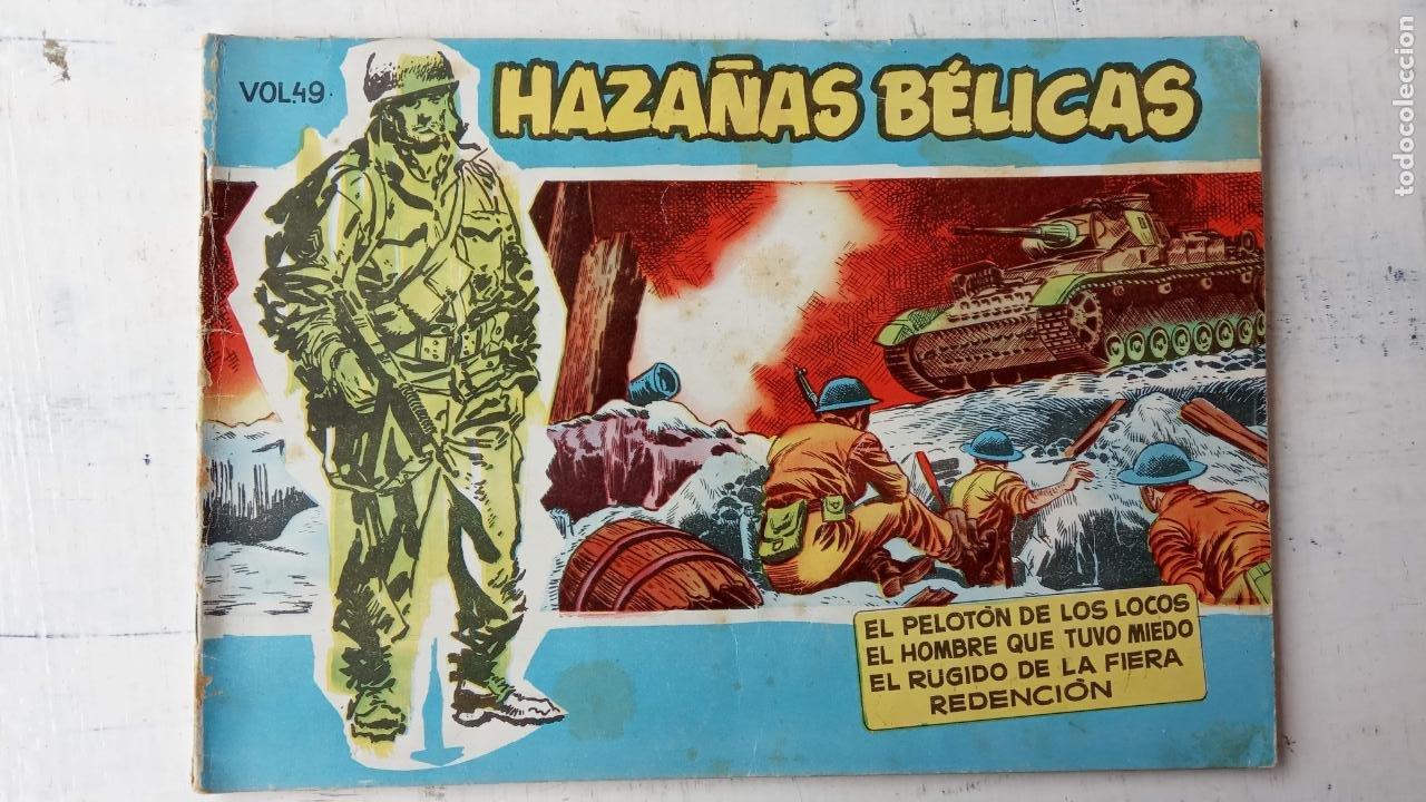 Tebeos: HAZAÑAS BÉLICAS AZUL - 135 TEBEOS EN BUEN-MUY BUEN ESTADO, VER TODAS LAS PORTADAS - Foto 43 - 198812892